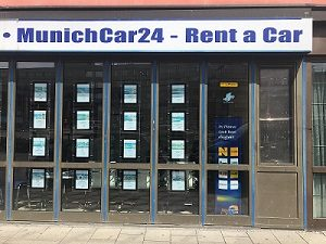 Munichcar24 office Munich